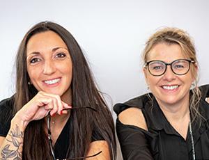 Carole Sabadini Marie-Anne Biger Réseau Femmes Réactiv' Club Business Toulouse