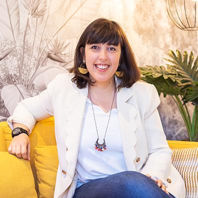 Marie Aineto Happy Web membre club affaires Réactiv Toulouse